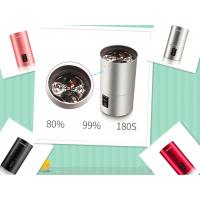 Quality Rechargeable E Cigarette Ultrasonic Cleaner Easy To Carry Round Border for sale