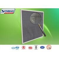 Quality Ventilation Nylon Mesh Pleated Panel Air Filters House Air Filters for sale