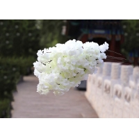 China Cherry Blossom Artificial Silk Flower on sale