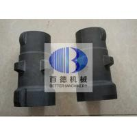 Quality Refractory Silicon Carbide Pipe 3 - 4 mm Thickness With High Temperature Resistance for sale