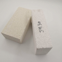 China Low thermal conductivity, high quality, lightweight thermal insulation mullite brick on sale