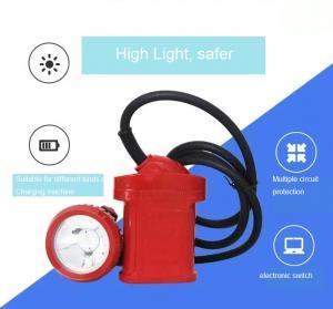 Quality KL4LM(B) mining led head lamp underground mining lights for sale
