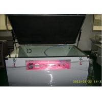 Buy cheap Single Face Screen Printing Vacuum Exposure Unit For Highly Dense Line Stencils product