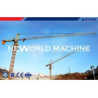 Buy cheap QTZ Type Construction Tower Crane 6 Ton 150m Max Superior Lifting Crane from wholesalers