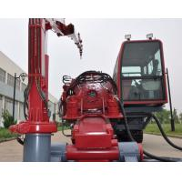 Quality High Powered Horizontal Directional Drilling Rigs , Crawler Drilling Rigs for sale