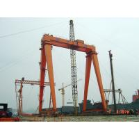 Buy cheap OEM Remote Controlling Gantry Shipyard Cranes For Granite Industry product