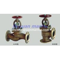 Quality Marine flange bronze stop valve for sale
