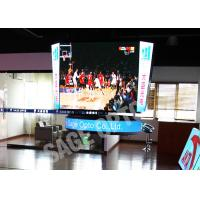 Quality 3D Large LED Cube Display Screen Indoor / Outdoor Advertisement LED Screen for sale