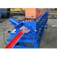 China Hydraulic Multi Model Door Frame Roll Forming Machine 0.6-1.2 mm Plate Thickness on sale