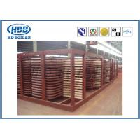 Quality Steel Seamless Electric Boiler Superheater Tube , High Pressure Thermal Boiler Pipe for sale