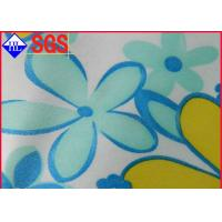 Perforated PP Spunbond Non Woven TNT Table Cloth With Printing Pattern Antibacterial