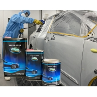 Quality High Covering Power Acrylic 1K Car Paint For Minor Defects Surface for sale