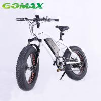 Quality 20 inch 6061 Aluminum alloy Frame fat tire electric bicycle dropship e bike for sale