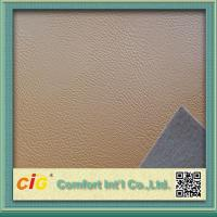 Quality Waterproof 0.8MM PVC Synthetic Leather For Sofa , Artificial Leather Sofa for sale