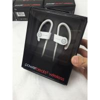 Buy White Beats Powerbeats 2 Bluetooth Wireless Active Sport Headphones made in china grgheadests.com at wholesale prices