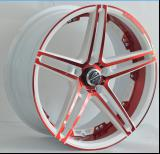 Quality 5 Hole 19 Inch Alloy Wheels for sale