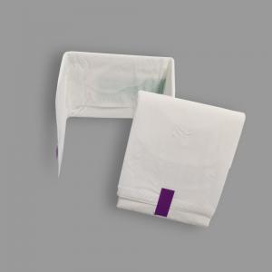 Quality Day Use 245mm Waterproof PE Film Anti Leak Ladies Sanitary Pads for sale