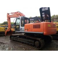 Quality HITACHI ZX240-3G Second Hand Excavators Crawler 1.2cbm Bucket Good Undercarriage for sale