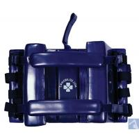 Closed Cell Foam Head Immobilizer For Backboard 2 Lbs Flame Retardant