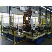 China H Type Arc Robotic Welding Systems For Automotive Parts Assembly Line on sale
