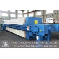 Quality Membrane High Pressure Filter Press Machine Tailings Dewatering for sale