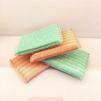 Buy cheap Long Lifetime Non Scratch Scouring Pad No Peculiar Smell Harmless To Skin from wholesalers