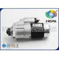 China 199-2334 S3l2 Engine Parts / Engine Starting Motor WPS Brand For CAT 302.5C 303 304 on sale