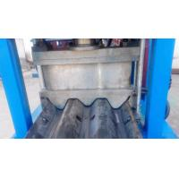 China T 31  Guardrail Forming Machine W  Beams Crash Barrier Roll Forming Machine on sale