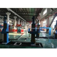 Quality High Speed Automatic PVC Wire Coating Machine Hot Dip Galvanized With 1mm Thickness for sale