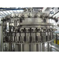 Quality Litchi / Pulp Juice Filling Machine High Capacity Semi- Automatic CE Certificate for sale