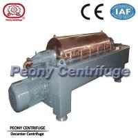 Quality Industry Spiral Discharge Decanter Centrifuges Dairy Sludge Decanter Centrifuge for sale