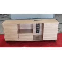 China L shape office desk use Side table wooden cabinet  chipboard material MFC color on sale