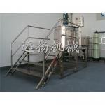 Quality liquid soap homogenizer-Large heating homogeneous emulsifying equipment for sale