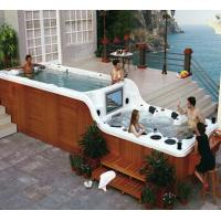 Quality TF-9601ef Hot Tub Furniture wicker lounge pool lounge for sale