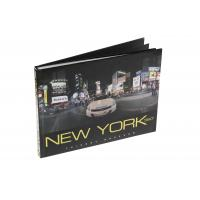 Matt Varnishing Hardcover Photo Book Printing For City Tourism Book Publishing