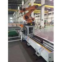 Quality High Tensile Sorting Robot Rail System With Organ Shield High Speed for sale