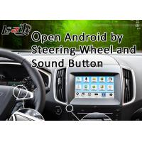 Plug & Play Android Auto Interface for Ford Ecosport Focus Edge with WIFI Mirrorlink
