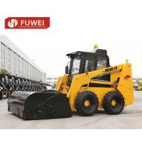 Buy cheap China Fuwei New 85HP Skid Steer Loader with High Quality, bobcat, CE, wheel loader,forklift product