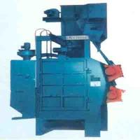 China Rubber Track / Tumble Belt Shot Blasting Machine Q326 Series For Pipe Fittings on sale