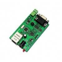 Buy cheap RS232 RS485 serial to TCP/IP ethernet server module converter product