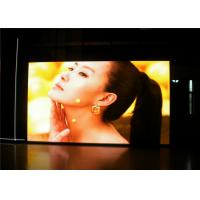 Quality P6 Full Color High definition Advertising LED Screens panel for railway / school / church for sale