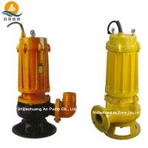 Quality AQW type sewage pumps for sale