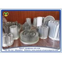 Buy cheap Cold Forging Heat Sinks And Radiator machining aluminum For LED Lamp / Car / Computer product