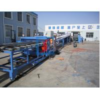 China PP/ PE /PVC Plastic Sheet Extrusion Line , Board Production Line on sale