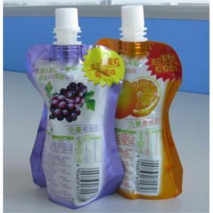 Liquid Pouches / Spout Pouches / Juice Pouch / Beverage Pouch