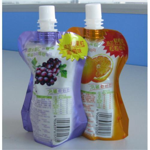 Buy Liquid Pouches / Spout Pouches / Juice Pouch / Beverage Pouch at wholesale prices