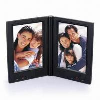 Buy cheap Dual Recording Photo Frame with 10-second Recording Time product