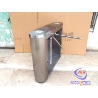 Quality Intelligent Security Tripod Turnstile Gate 220V / 110V Working Power for sale