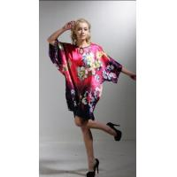 Quality 2012 Women Summer Cheap Sexy Long Satin Nightgown for sale