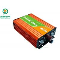 Buy 600W High Frequency Car 12V To 120V Inverter Pure Sine Waveform Output at wholesale prices